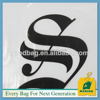 heat resistant plastic bag MJ02-F01070 guangzhou factory made in china .