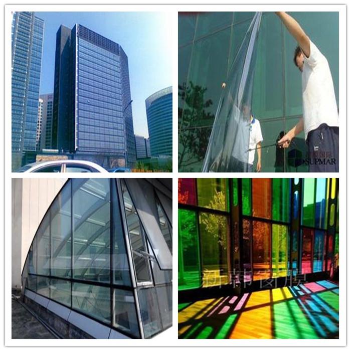 building window films