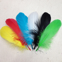 wholesale nature goose feather carnival for party trims