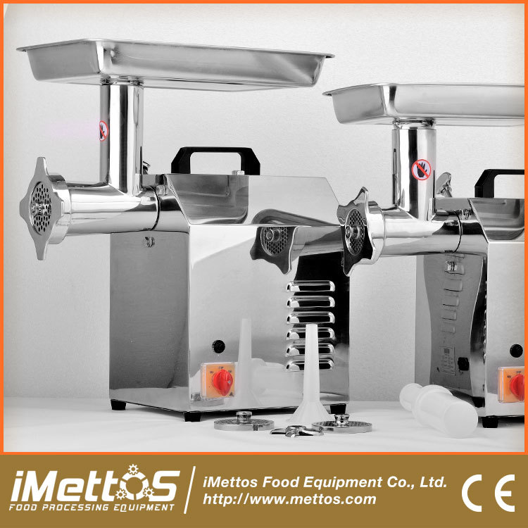 Grinding Parts Area : Contact food area s national meat grinder with