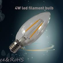 E27 E14 Filament LED Bulb Lamp Light Bulbs Bulb Illuminant