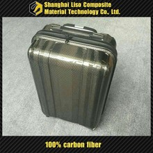 custom carbon parts luggage bags cases
