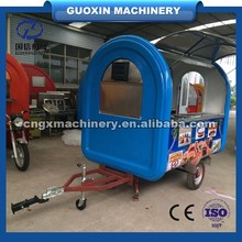 African market best selling electric food truck made in China