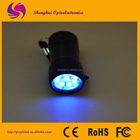 High power hunting lights with multi beam color LED Flashlight led hunt