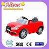 2015 Hot kids motorized cars Alison C31001 r/c car rc kids drivable cars