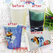 Bulk Wholesale plastic Coffee Mug and cups with color changing