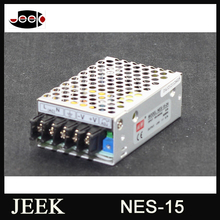 Meanwell NES-15-5 Unique 5v 3A waterproof led driver