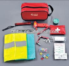 Car Emergency kit;auto safety kit; first aid kit