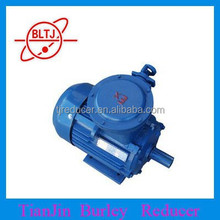 Explosion proof AC three phase asynchronous high efficient electric induction motor for gearbox