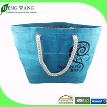 2015 Straw tote bag, tote shopping bag, straw beach bag