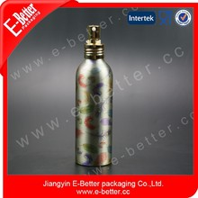 colorful 150ml new aluminum foam bottles