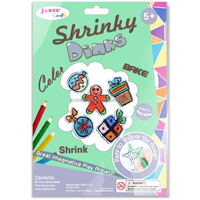 Shrinky dinks paper shrink arts and crafts ideas for kid