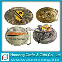 Custom Metal Military Belt Buckle