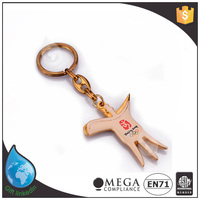 Factory customized top cheap custom made keychains