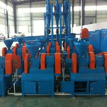 Waste rubber tire grinding machine/rubber fine powder mill