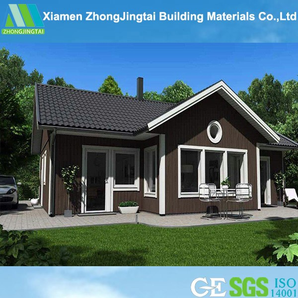 Low Cost Prefabricated Homes Portable Luxury Kit Modular