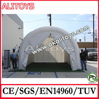 inflatable camping tent,inflatable storage tent,inflatable car garage tent