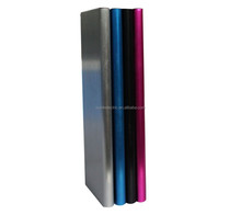 Truly universal mobile power bank real capacity power charger with flashing light
