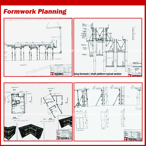 Formwork planning 5-5