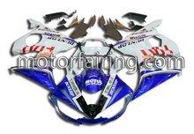 yzf r6 03-05 Fairings Kit 2003 2004 2005 Motorcycle Bodywork/bodykits/fairing kits blue/white