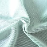 elastic nylon tricot mesh fabric for leggings
