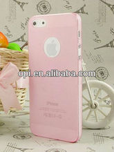 High Clear Ultra Thin PC animal case for iphone5