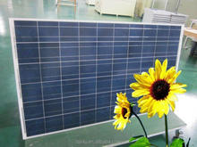 high effeciency fully certified price per watt monocrystalline silicon solar panel 255watt poly solar module under low p