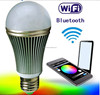 Wholesale china products wifi intelligent smart lamp bluetooth led bulb rgb bluetooth sound control rgb bulb