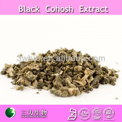 Natural triterpene glycosides powder cimicifuga racemosa extract