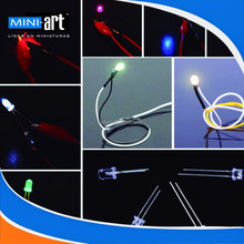 LED Round Light-emitting diode Mixed Color 6 kinds *10pcs blue red white multicolor Warm White Cool white 60 pcs/lot