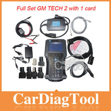 2014 Latest Version Full Set GM TECH 2 6 software(GM,OPEL,SAAB,ISUZU,SUZUKI,HOLDEN)diagnostic tool gm tech2 with candi interface
