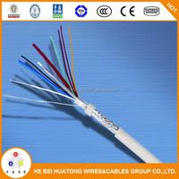 high quality Low Voltage 0.5mm 0.75mm 1mm PVC Flexible Control Cable Made in China