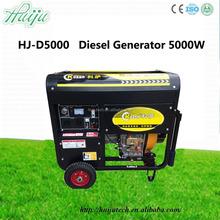 5hp diesel generator/mini diesel generator/12kva diesel generator