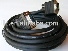 VGA TO VGA Cable ,30AWG, 28AWG, 26AWG,High quality with gold /nickel plated