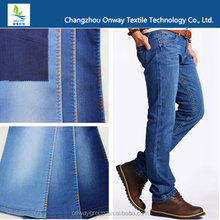 China manufacturer 2/1 twill 100% cotton denim fabric