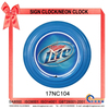17NC104 Large LED Clcok Wall Neon clock