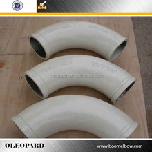 Kyokuto Concrete Pump Parts DN125 Concrete Pump Pipe Bend
