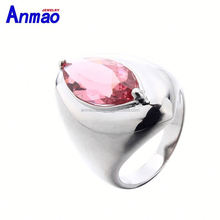 zircon rings popular hot selling wholesale high quality cheap autumn zircon ring lady/women good quality brass zircon rings