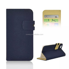 Leather Pouch for iPhone 6 4.7 Auto Close
