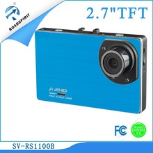 2.7'' HD TFT Display screen Full HD 1080P Car DVR camera with 24H Parking Surveillance