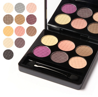 MYBOON Brand New Cosmetic Eye Make Up Eyeshadow Palette With 6 Colors Sombra De Ojos Maquillaje B19 9g