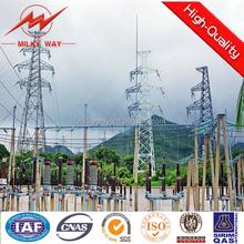 110kv electrical power distribution substation manufacture