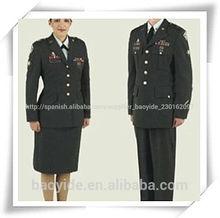 2014 nuevo diseño verde baratos del ejército alemán/unifroms militar