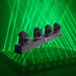 Wholesale cheap quad four head led beam moving head light