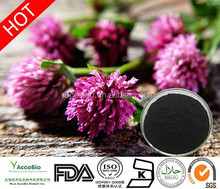 Natural Red Clover Extract, High quality Red Clover Extract powder