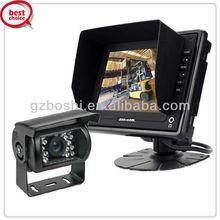BOSHI 5inch digital screen monitor with CCD camera