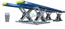 Automatic and Synchronized Heavy Duty Vehicle Scissor Lift W-24T