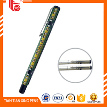 Business giveaway ball pen sign pen with logo customized