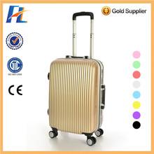 pc fashion aluminum luggage case