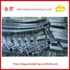 conventional leaf spring suspension